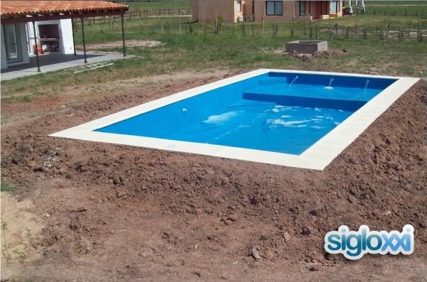 Piscinas y piletas siglo xxi - Fotos de piscinas y jardines ...