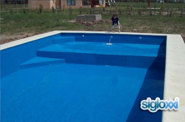 piscinas y piletas siglo xxi